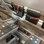 fully bent folding machine